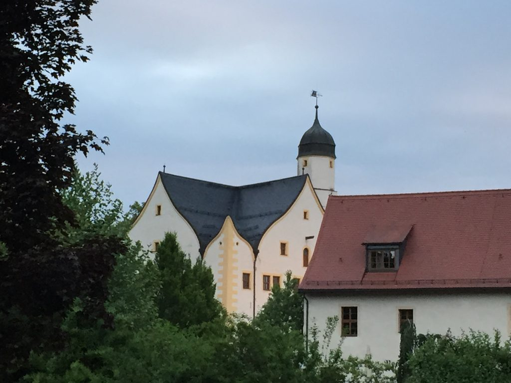 Burg in Torgau